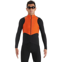 Assos Tiburu Gilet Equipe Revolution Orange