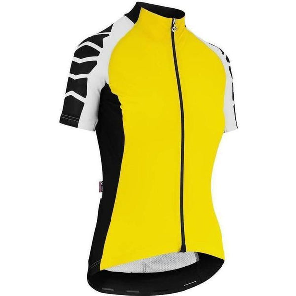 Assos Short Sleeve Laalalai Jersey_EVO7 Lady Volt Yellow-L-Clothing-bikeZaar