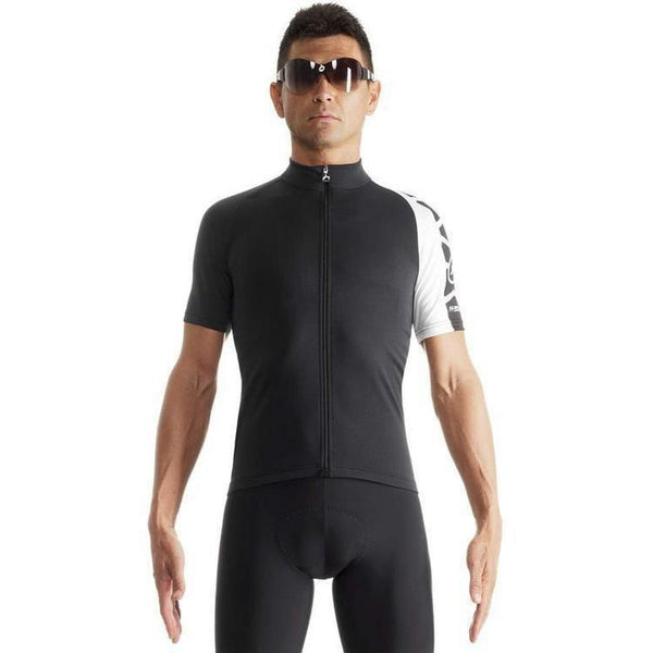 Assos Short Sleeve Mille Jersey EVO7 Holy White
