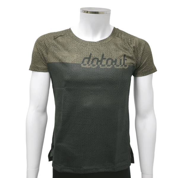 DOTOUT Ethos T-Shirt Womens - Deep Green/Green