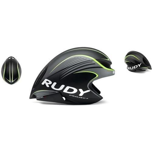Rudy Project Wing 57 Helmet-Black/Yellow Fluo-S/M-Helmets-Black, Daily Deal 30.12.19, Green, Helmets, In Stock Only, L, Large, On Sale, Price Drop, Red, Road, Rudy Project, S/M, Silver, Small/Medium, White, Yellow, £100 - £200-HL530011-bikeZaar