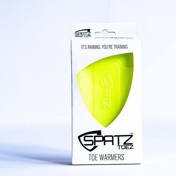 Spatz Toez Toe Warmers-S/M-White-Clothing-Below £50, Black, In Stock Only, L/XL, S/M, Small/Medium, Spatz, Toe Covers, White, Yellow-SPZ-TOEZ-W-S/M-bikeZaar