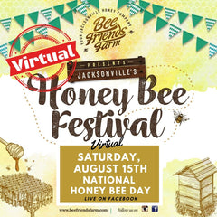 Honey Steals for Virtual Honey Bee Fest | Bee Friends Farm