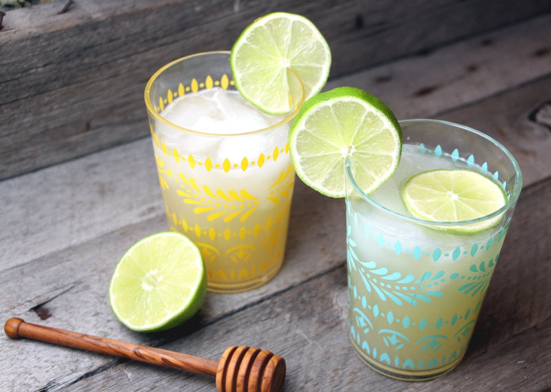 Margarita with a Friendly Twist | Bee Friends Farm