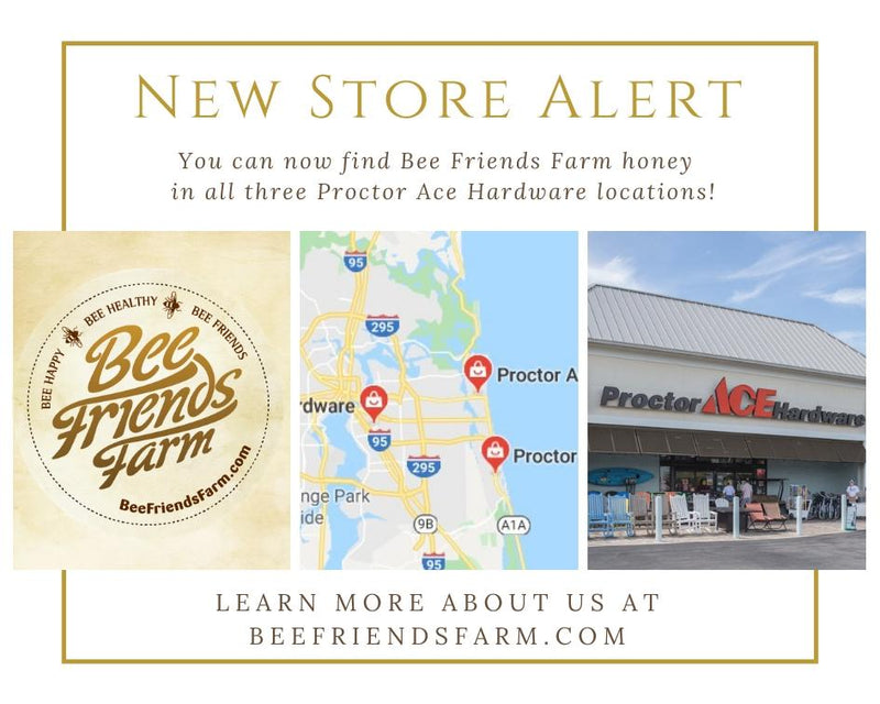 New Store Alert: Proctor ACE Hardware | Bee Friends Farm