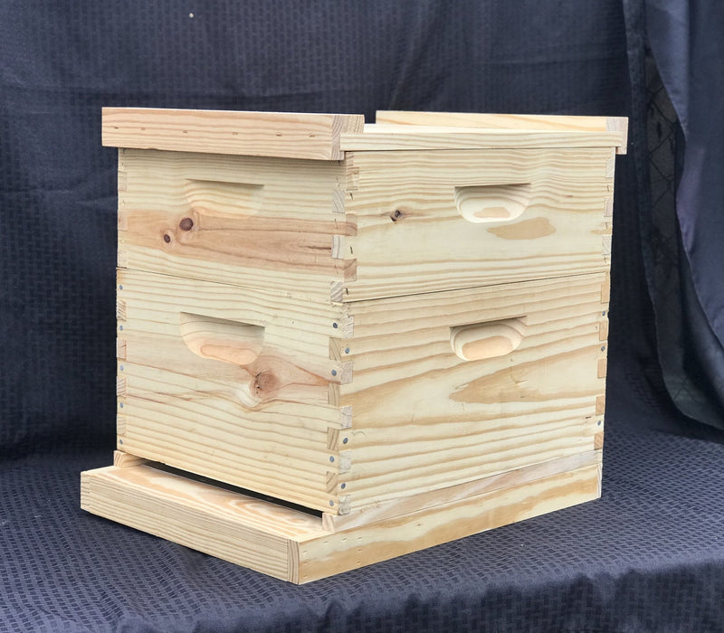 10 Frame - Assembled Hive Kits (No Bees) - Bee Friends Farm