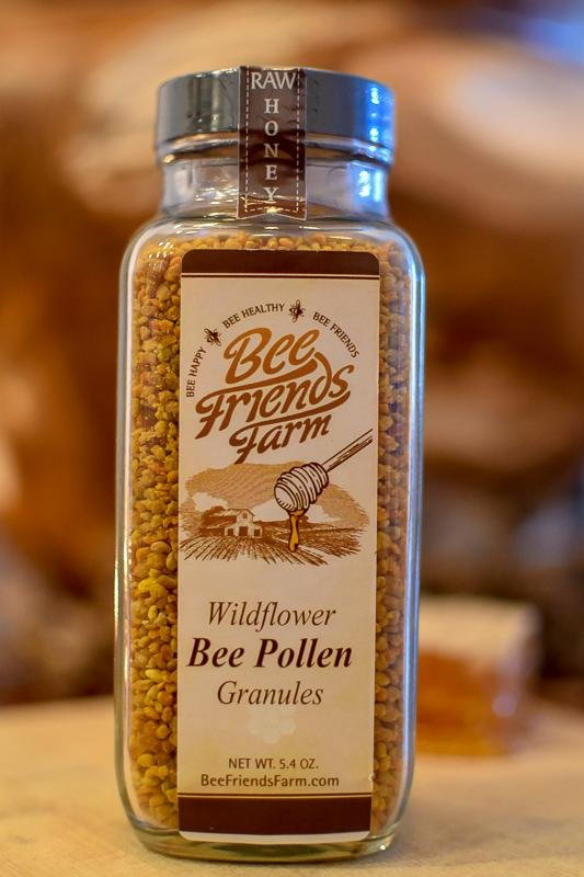 Bee Pollen Granules | Nutrition Dietary Protein Supplement - Bee Friends Farm