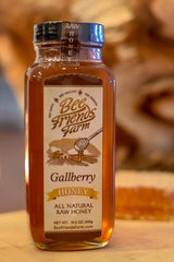 Gallberry Honey - Bee Friends Farm