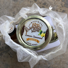 Gravity Honey Pot Gift Set - Bee Friends Farm
