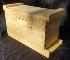 Nuc 5-Frame Basic Set (Unassembled) - Bee Friends Farm