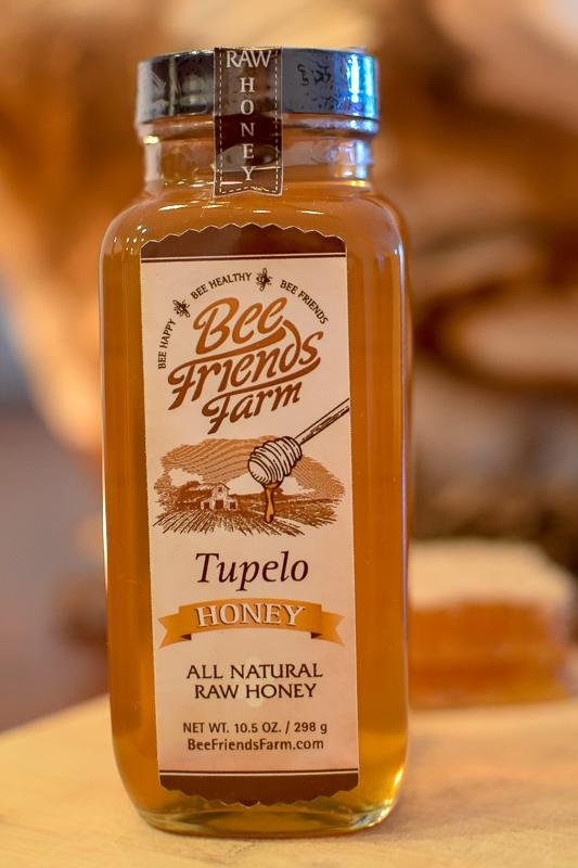 Tupelo Honey | Florida Honey - Bee Friends Farm