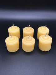 Votive Beeswax Candle - Back in Stock! - Bee Friends Farm