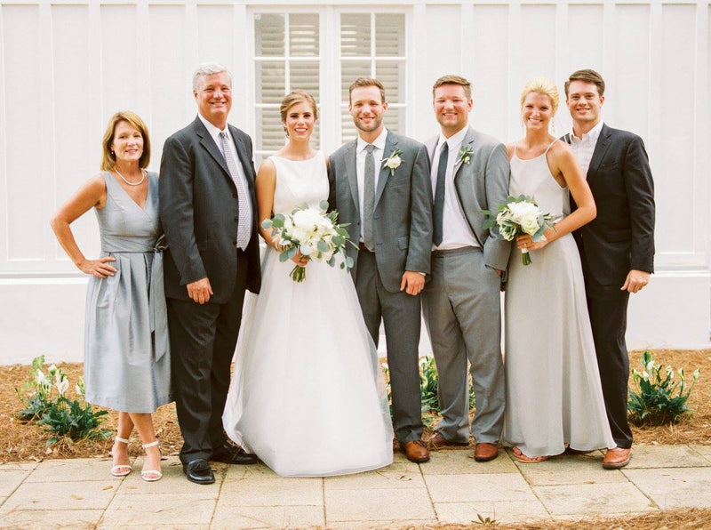 Ryan & Madeline's Seaside Wedding