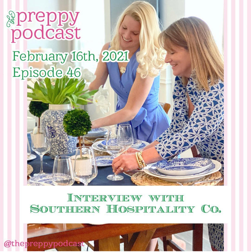 The Preppy Podcast Interview