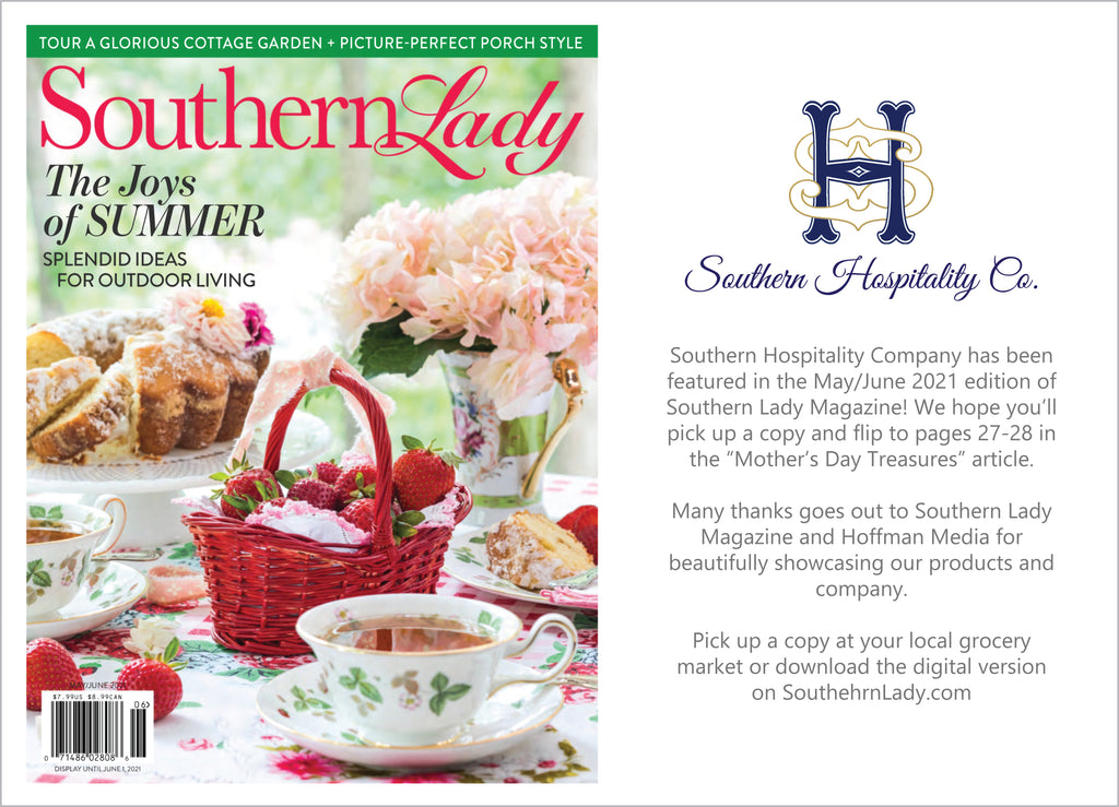 Southern Lady Magazine May/June 2021 Feature