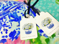 Botanical Gift Tags, Set of 20