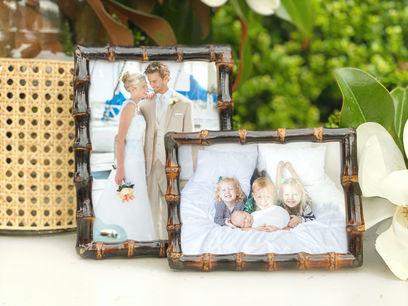 Bamboo Natural Picture Frame