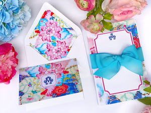 Multi Floral Notepad