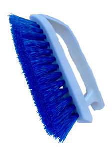 Iron Handle Carpet Brush