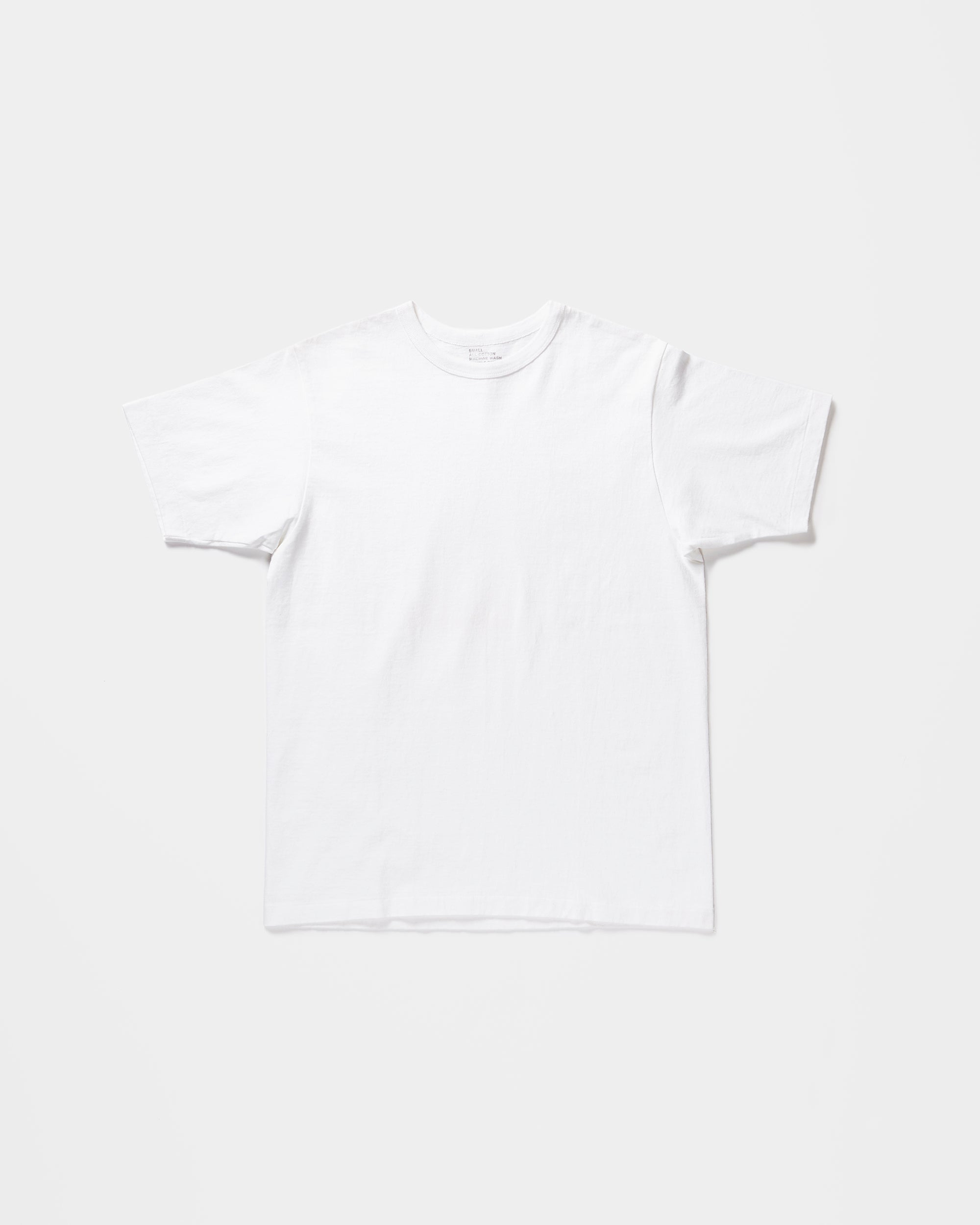 Heavy-weight T-shirts White