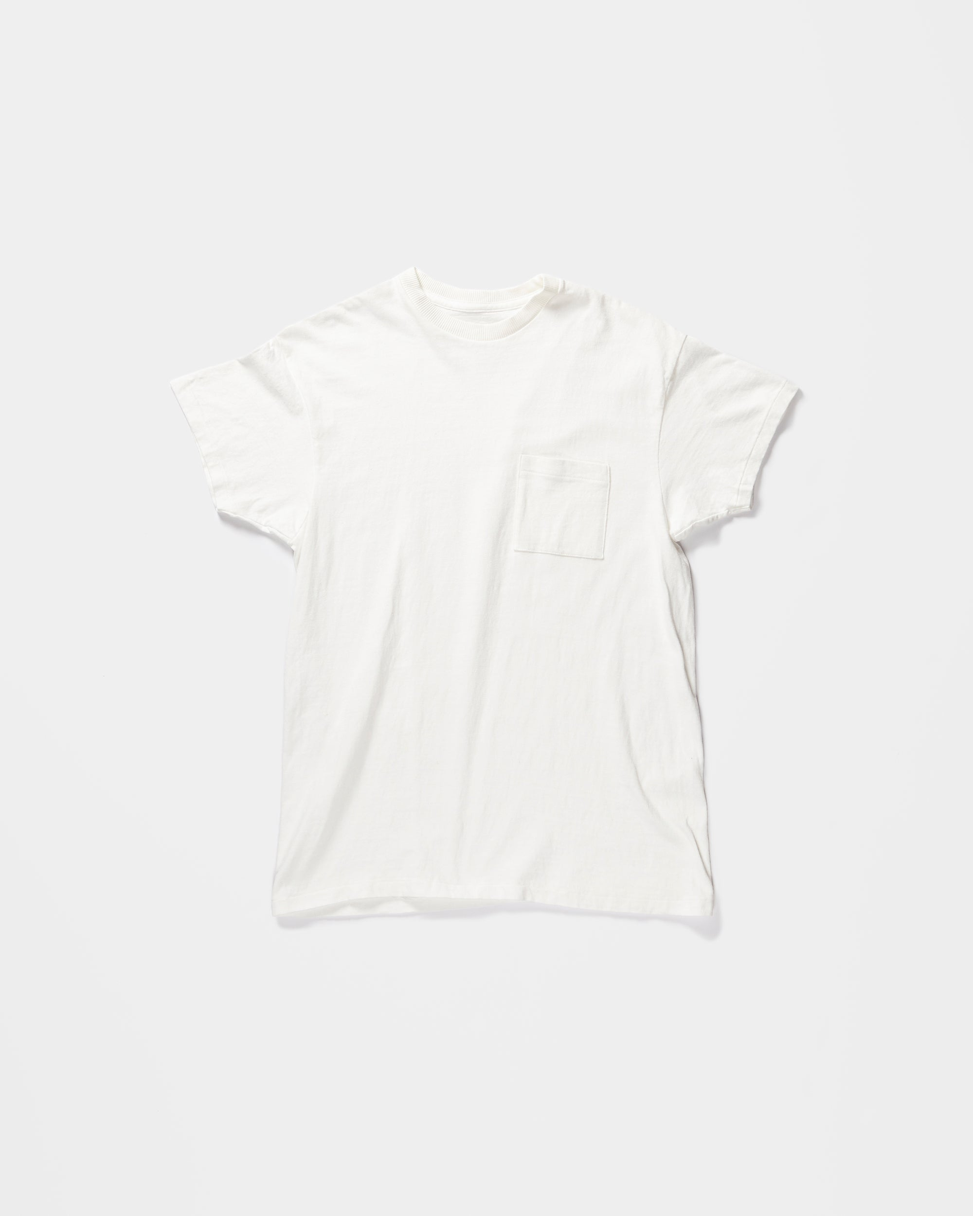 Classic Pocket T-shirts White