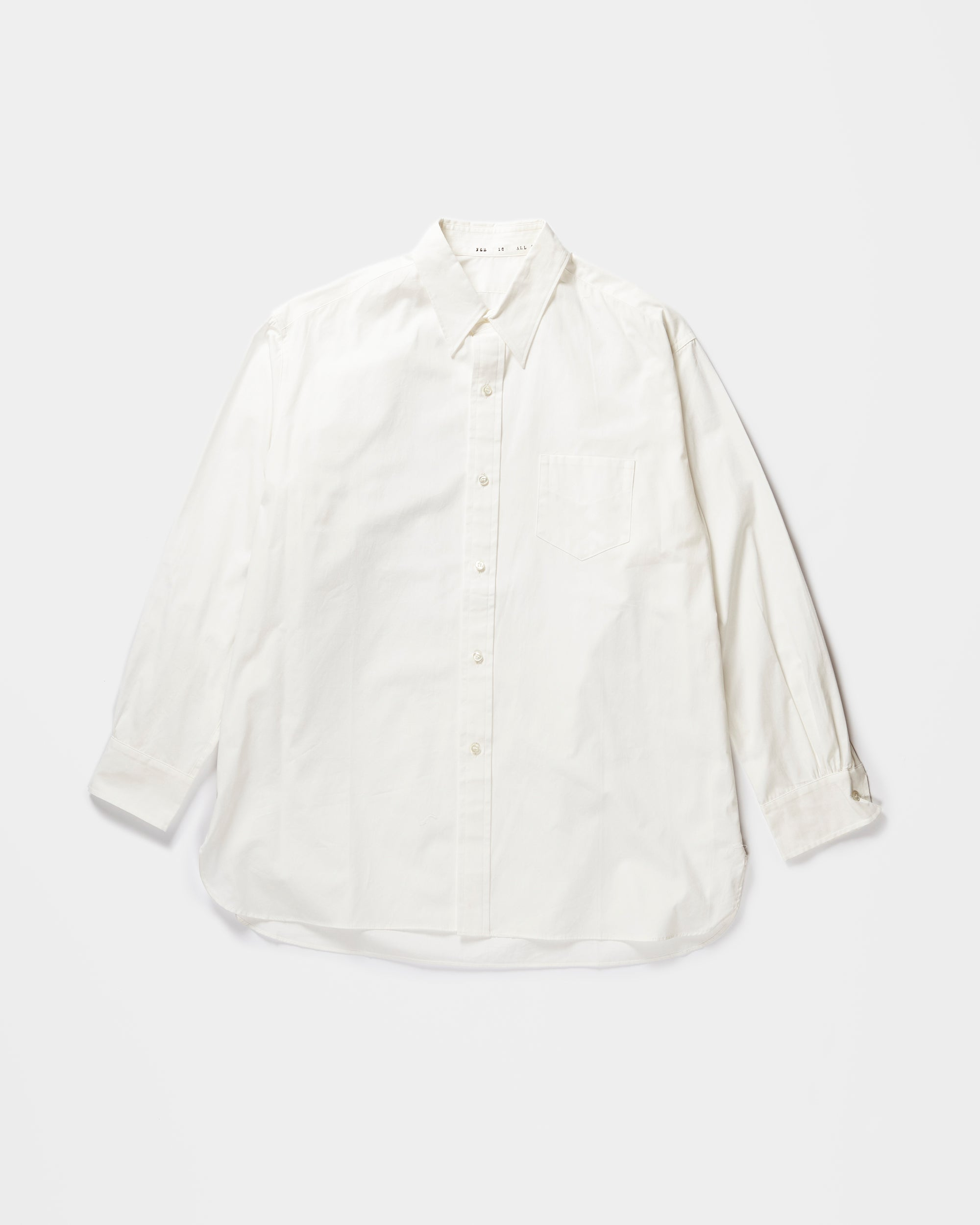 Cotton Shirts White