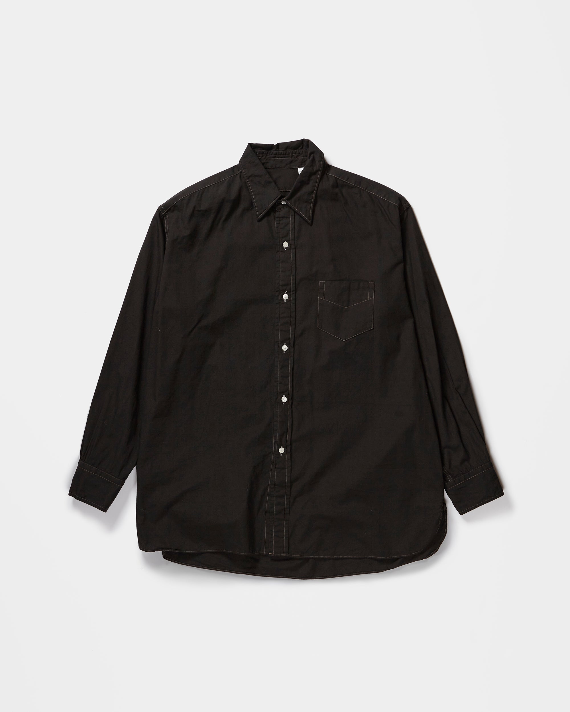 Cotton Shirts  Black