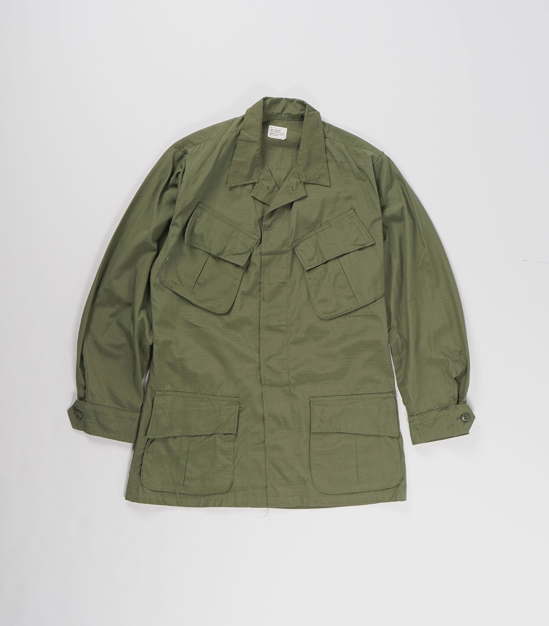 1960's U.S. Army Jungle Fatigue Jacket