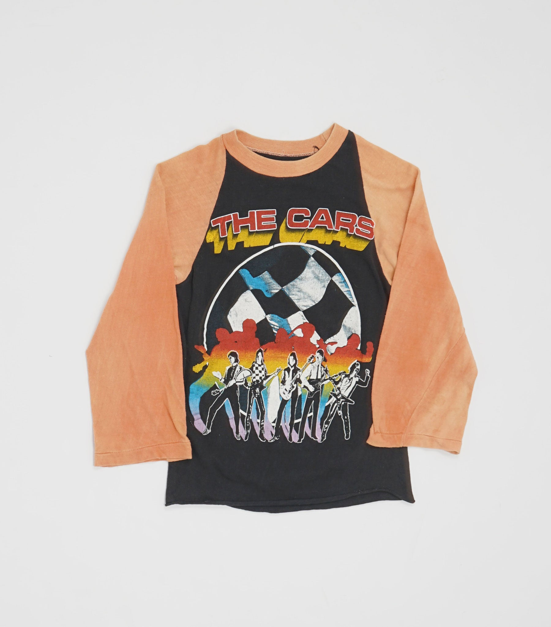 The Cars Baseball Tee