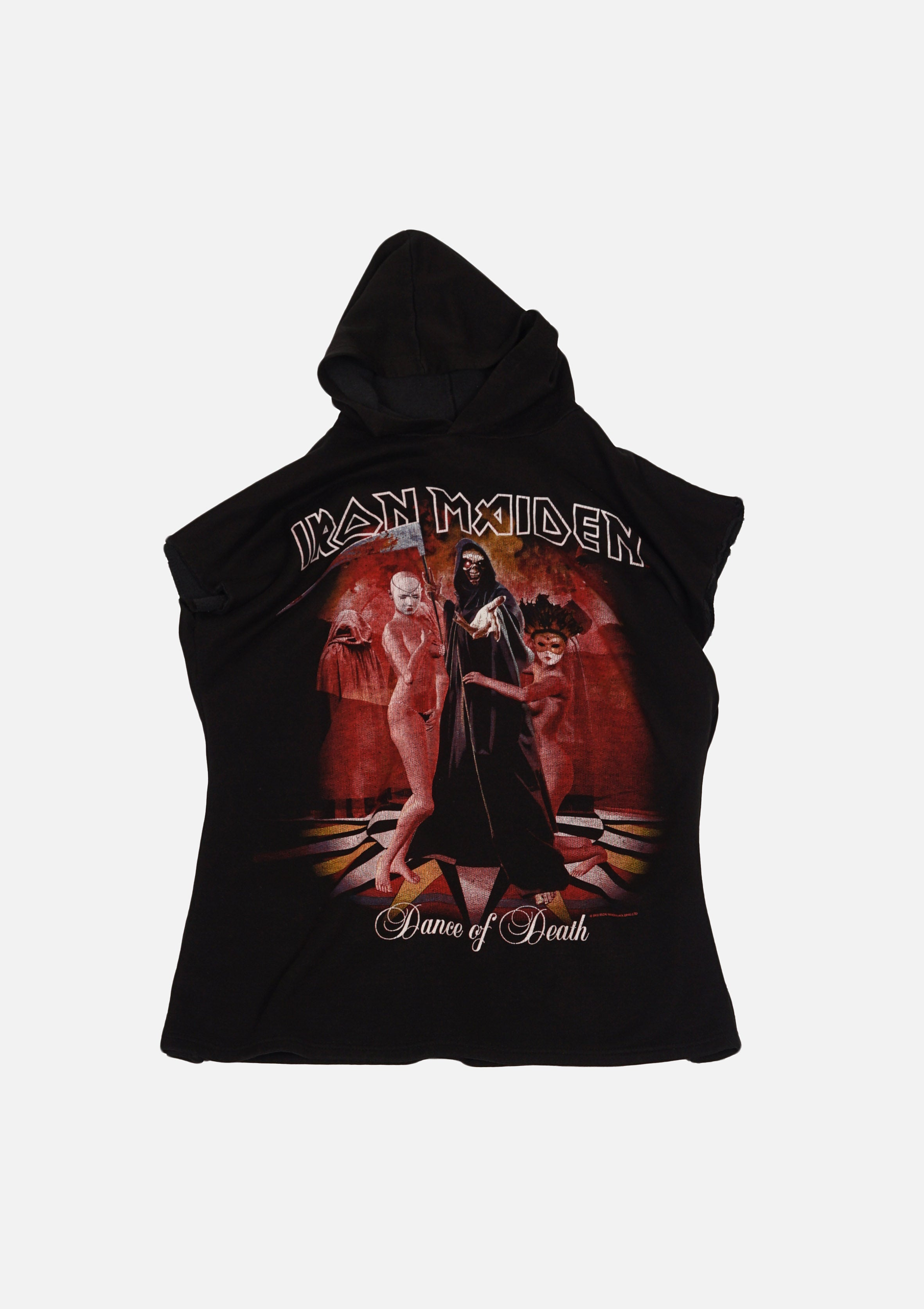 Iron Maiden Hooded Tee