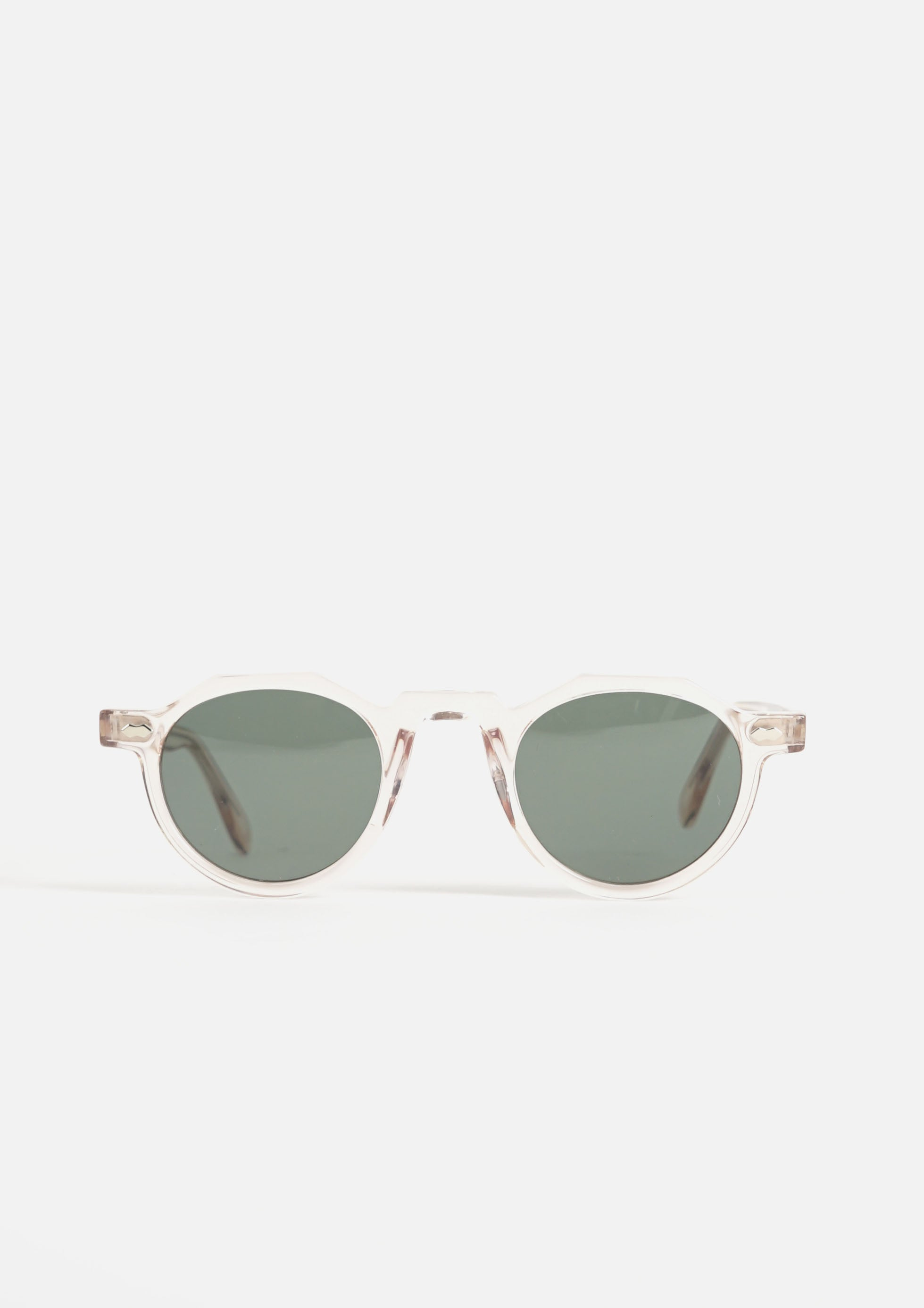 PANTOS 25 Sunglasses Clear Pink