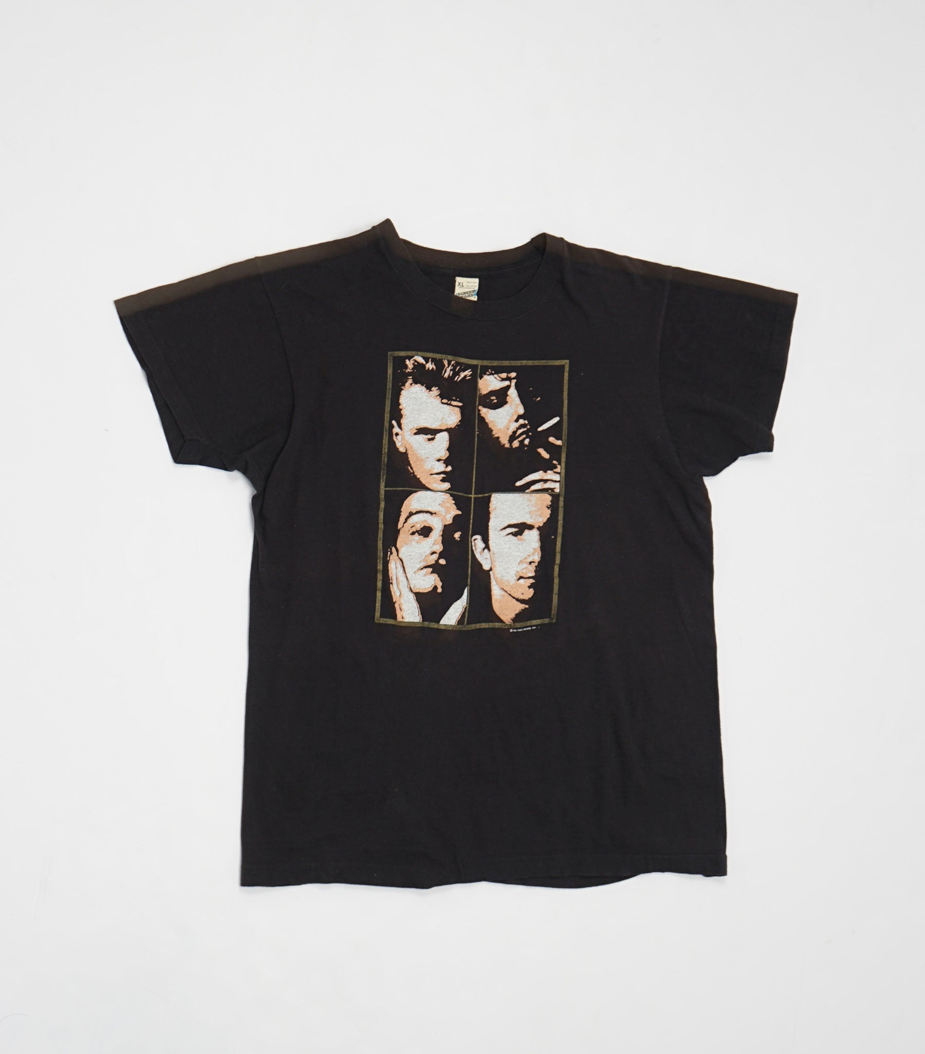 1986 U2 The Unforgettable Fire Tee