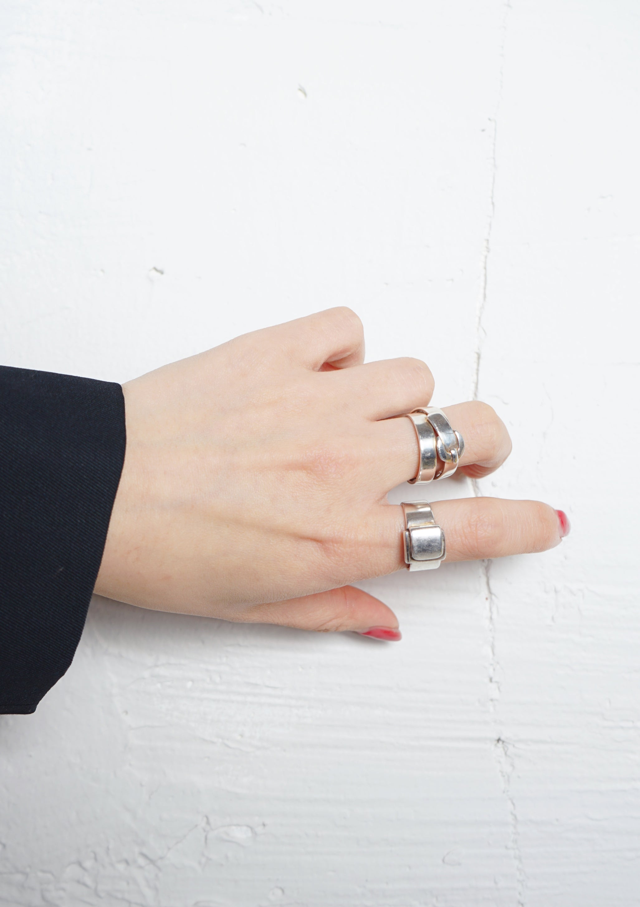 Double Belt ring