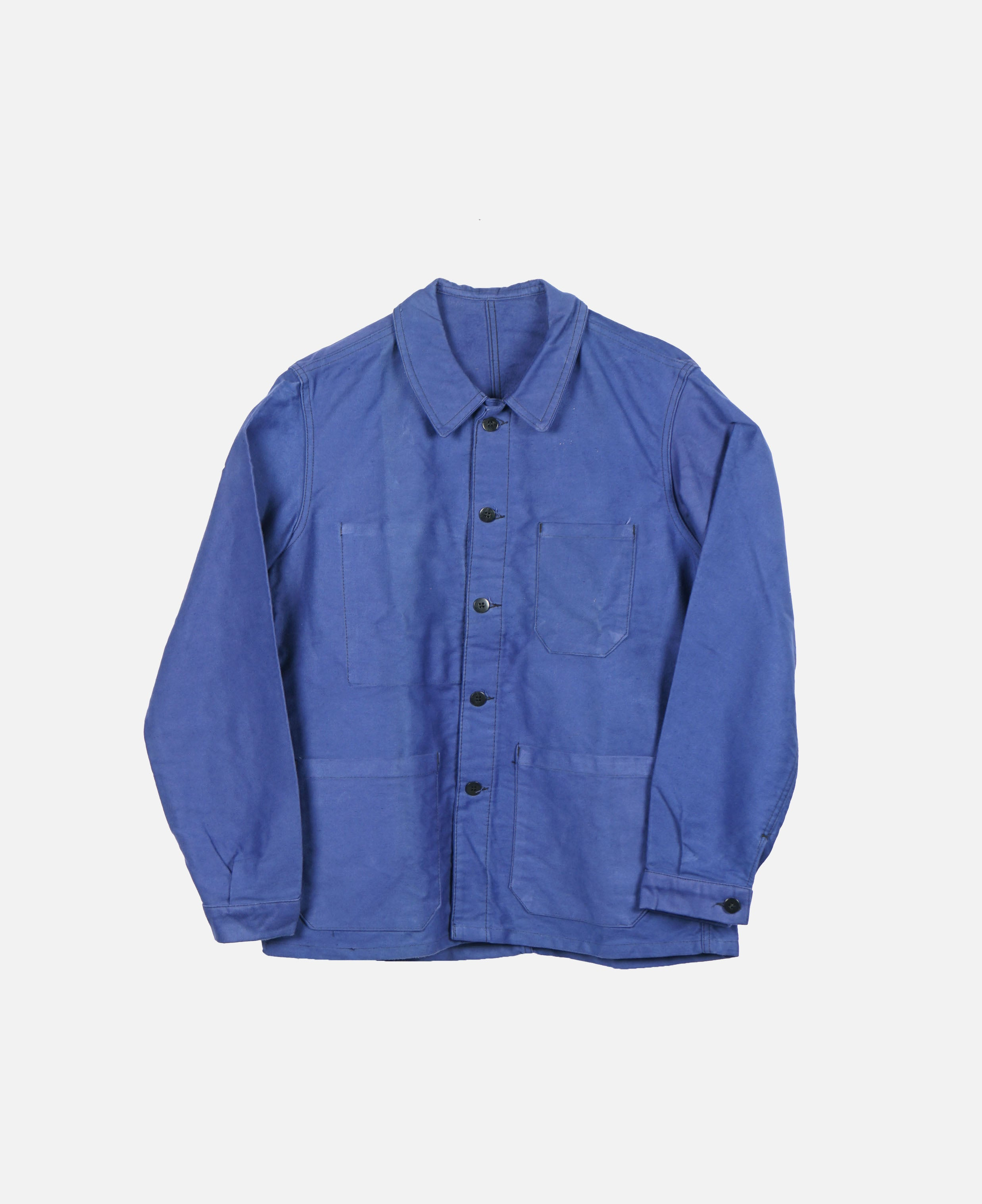 French Moleskin Work Jacket
