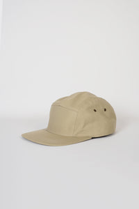 5-Panel Cap Made in USA / Beige