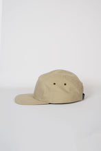 Load image into Gallery viewer, 5-Panel Cap Made in USA / Beige