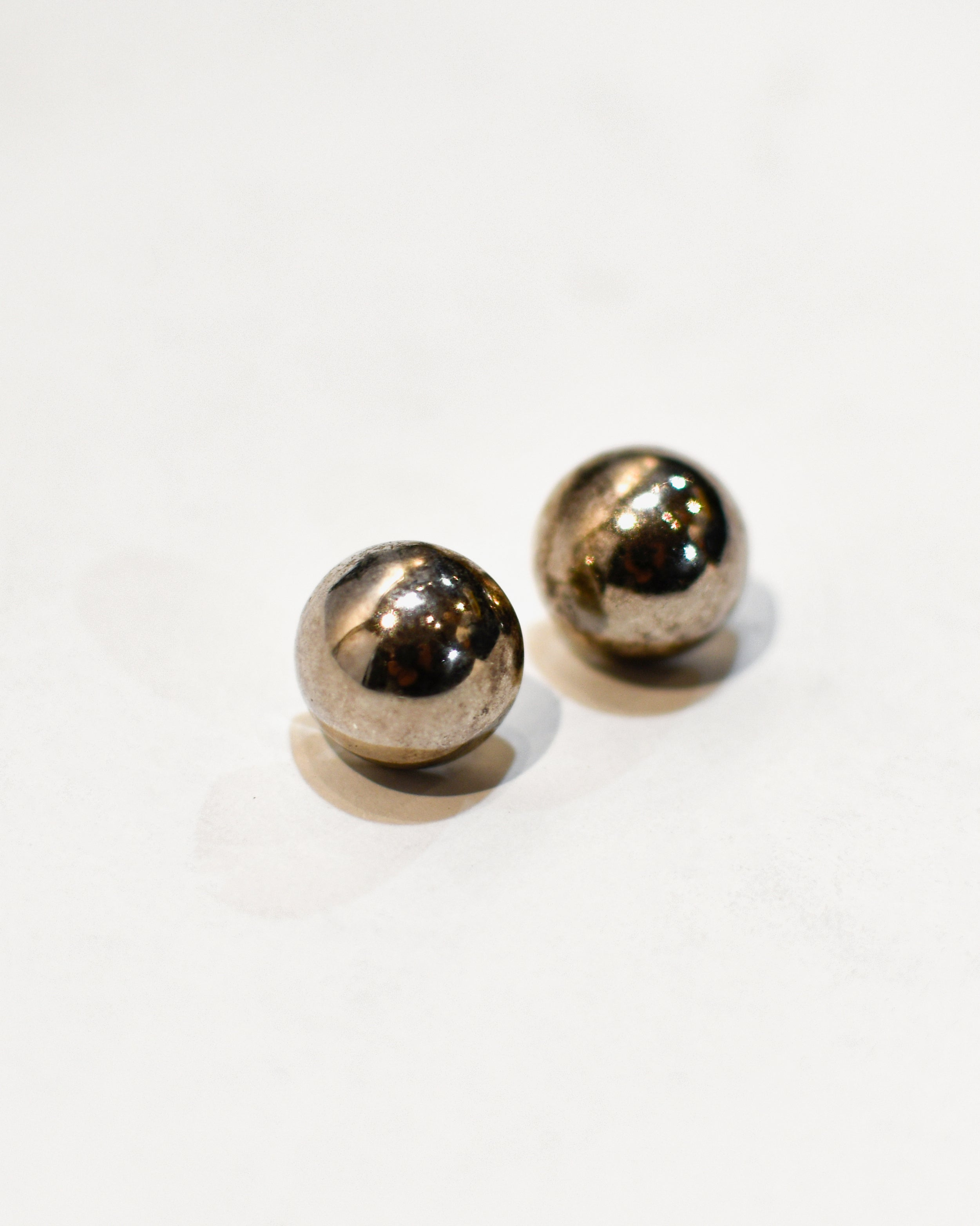 Small Ball Earrings