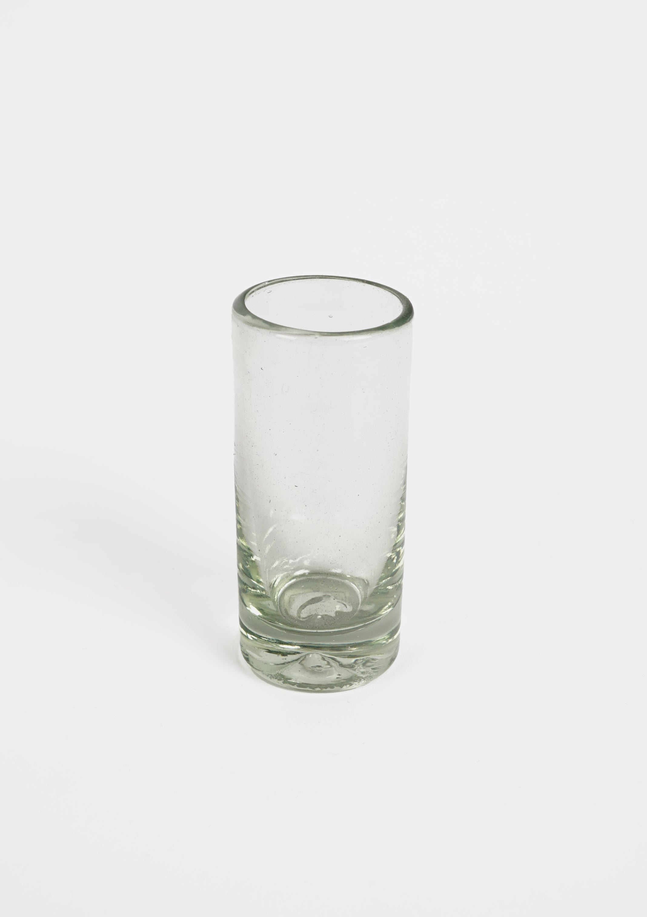 Handblown Mexican Shot Glass