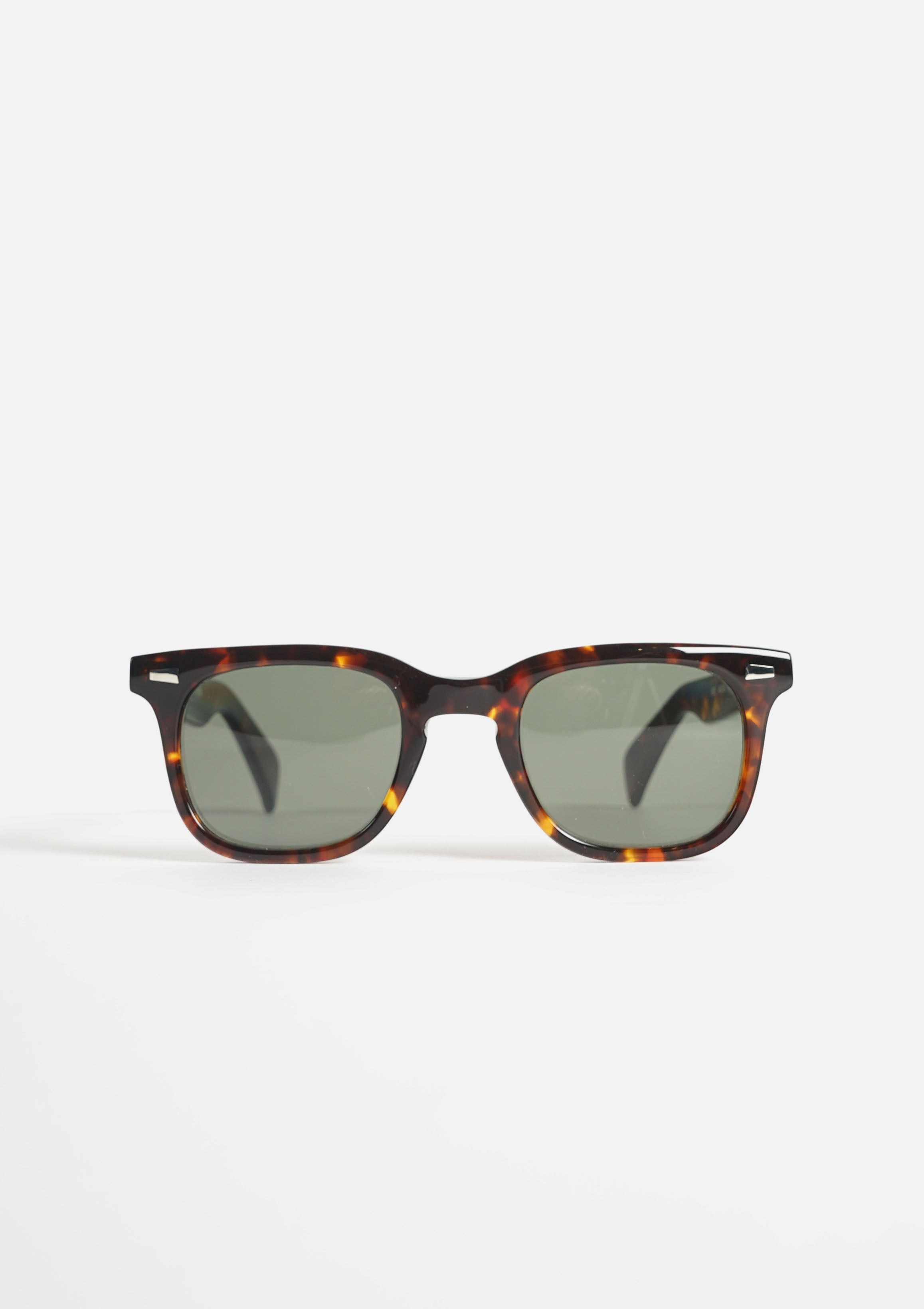 SKY Sunglasses Dark Brown Tortoise