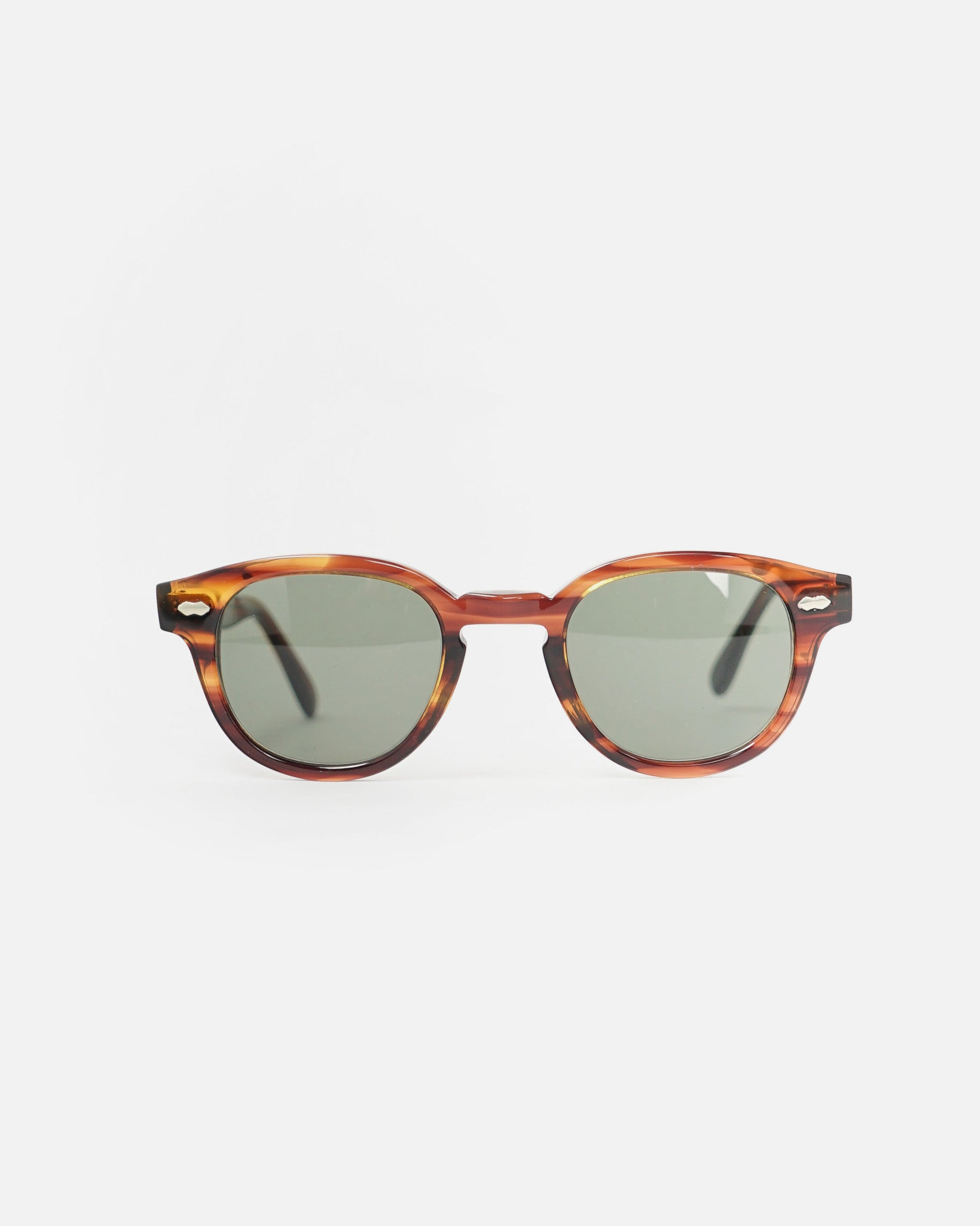 MODEL 511 Sunglasses Dark Brown Tortoise