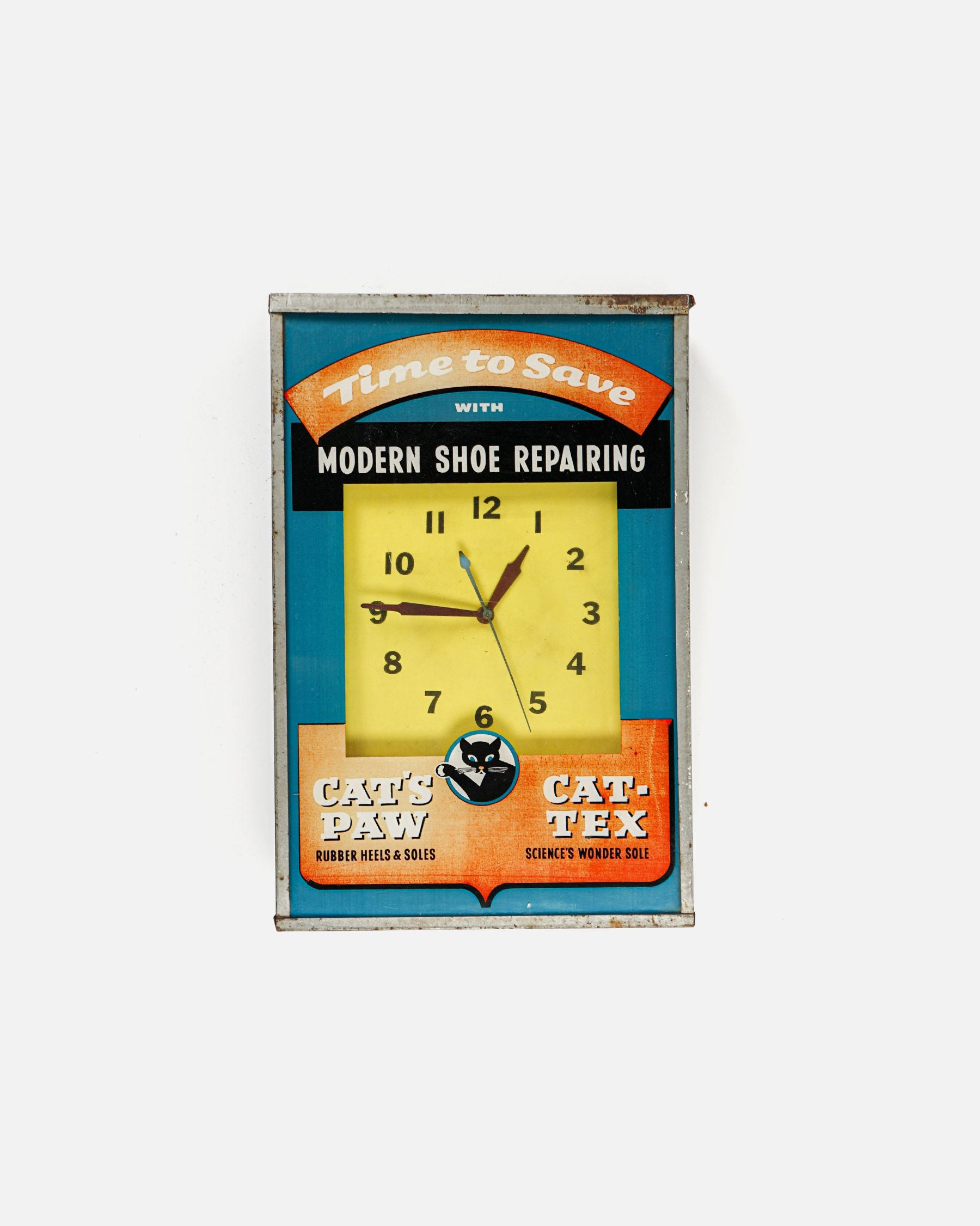 Advertising Electric Clock