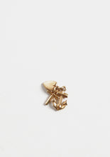 Load image into Gallery viewer, <strong>VINTAGE</strong></br>14k Gold Triple Charm
