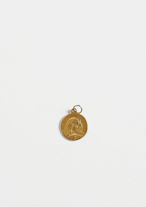<strong>VINTAGE</strong></br>18k Gold Charm