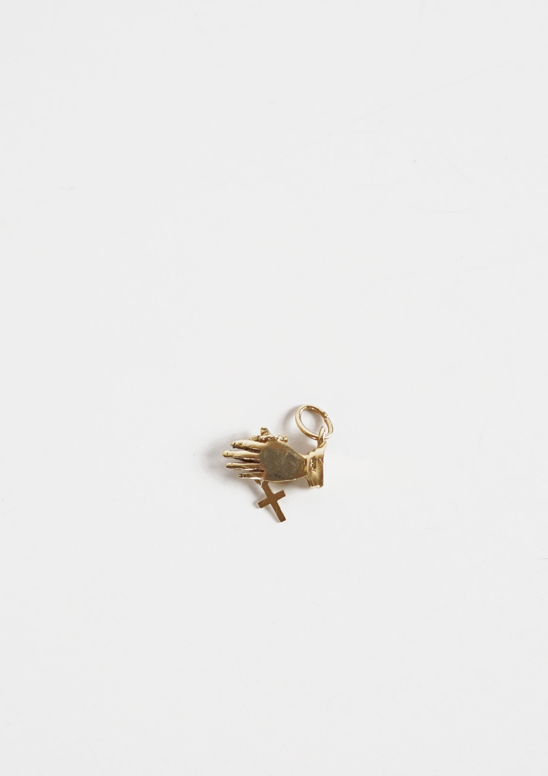 <strong>VINTAGE</strong></br>14k Gold Charm
