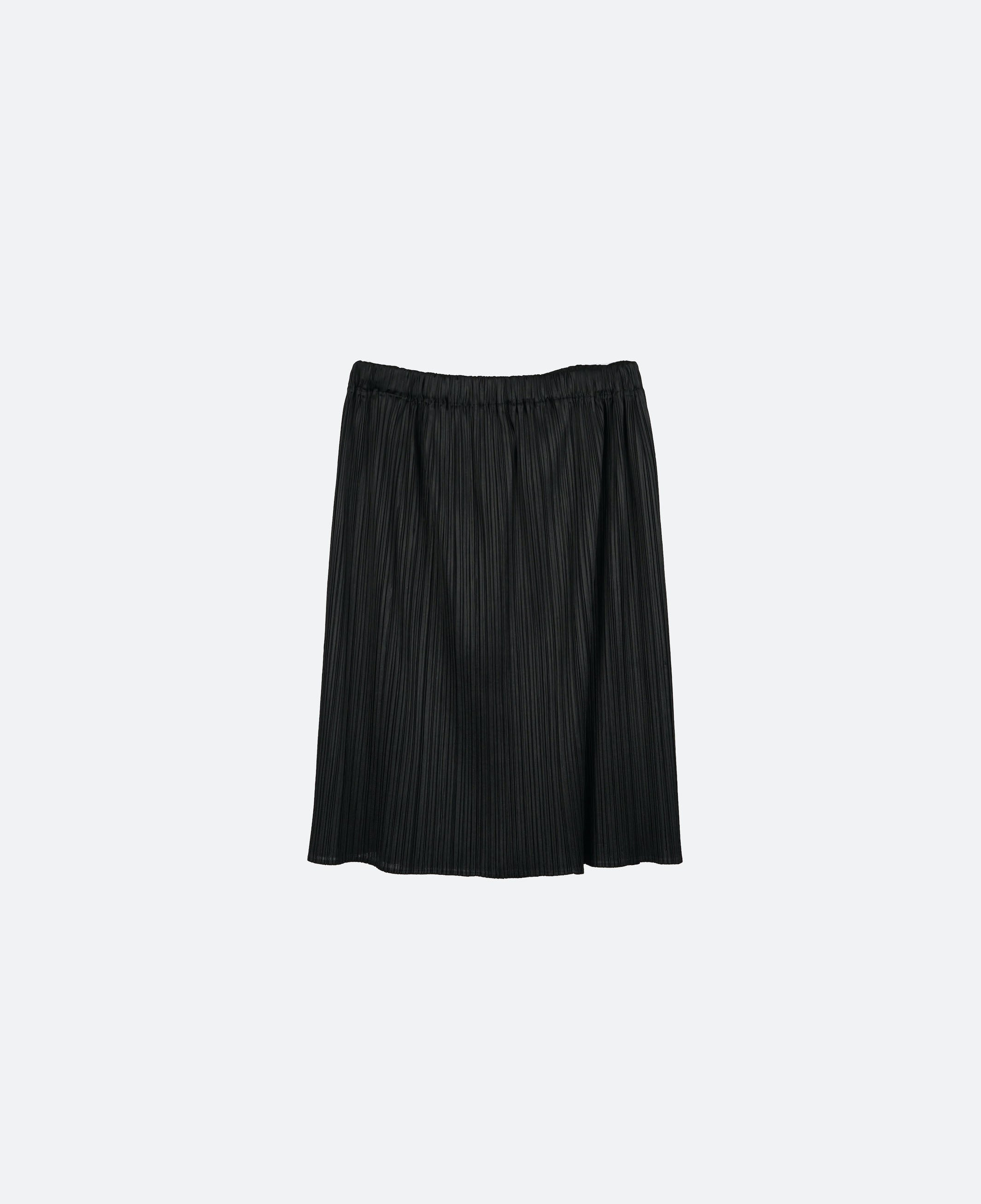 Issey Pleats Please Pleated Skirt