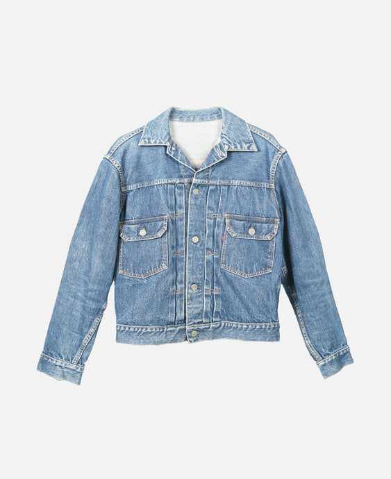 507XX 2nd Edition Denim Jacket