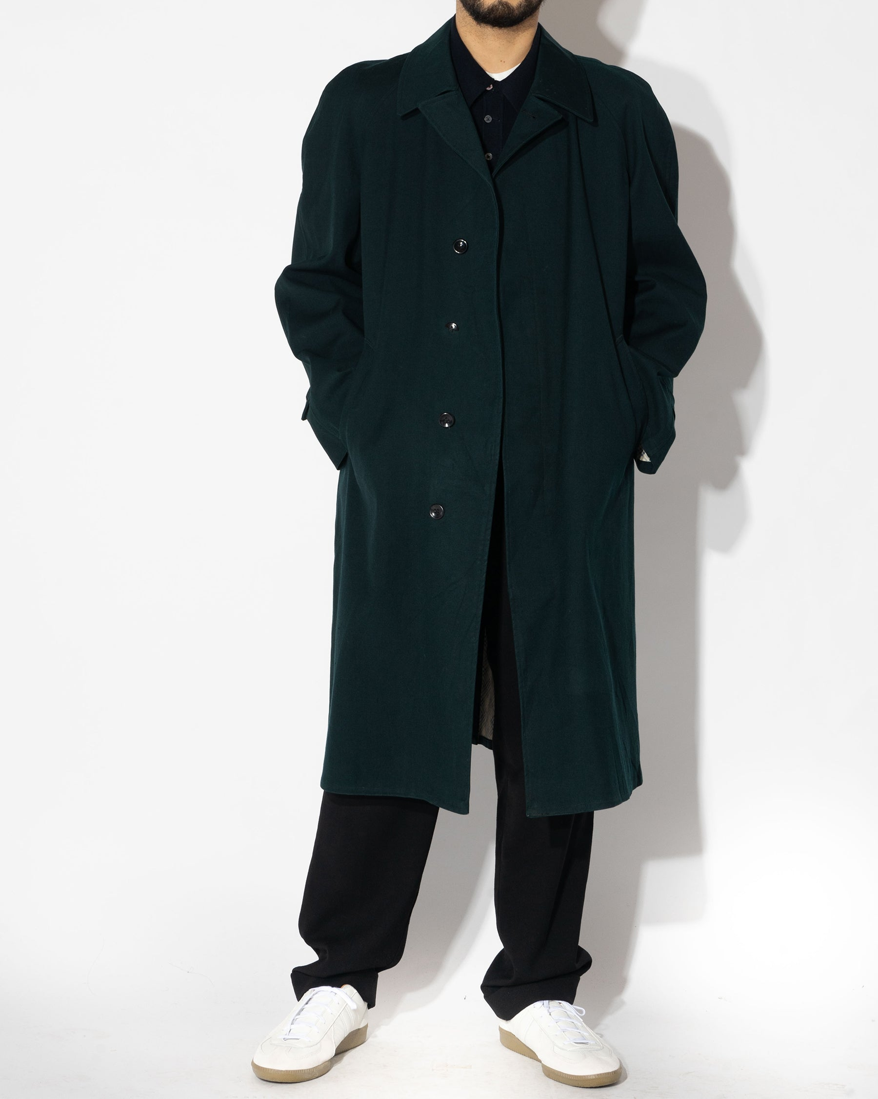 1960's-1970's Euro Rubberized Coat