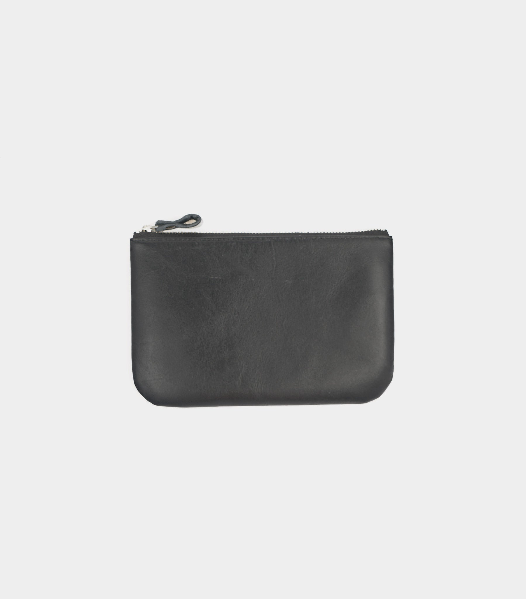 Leather Flat Purse