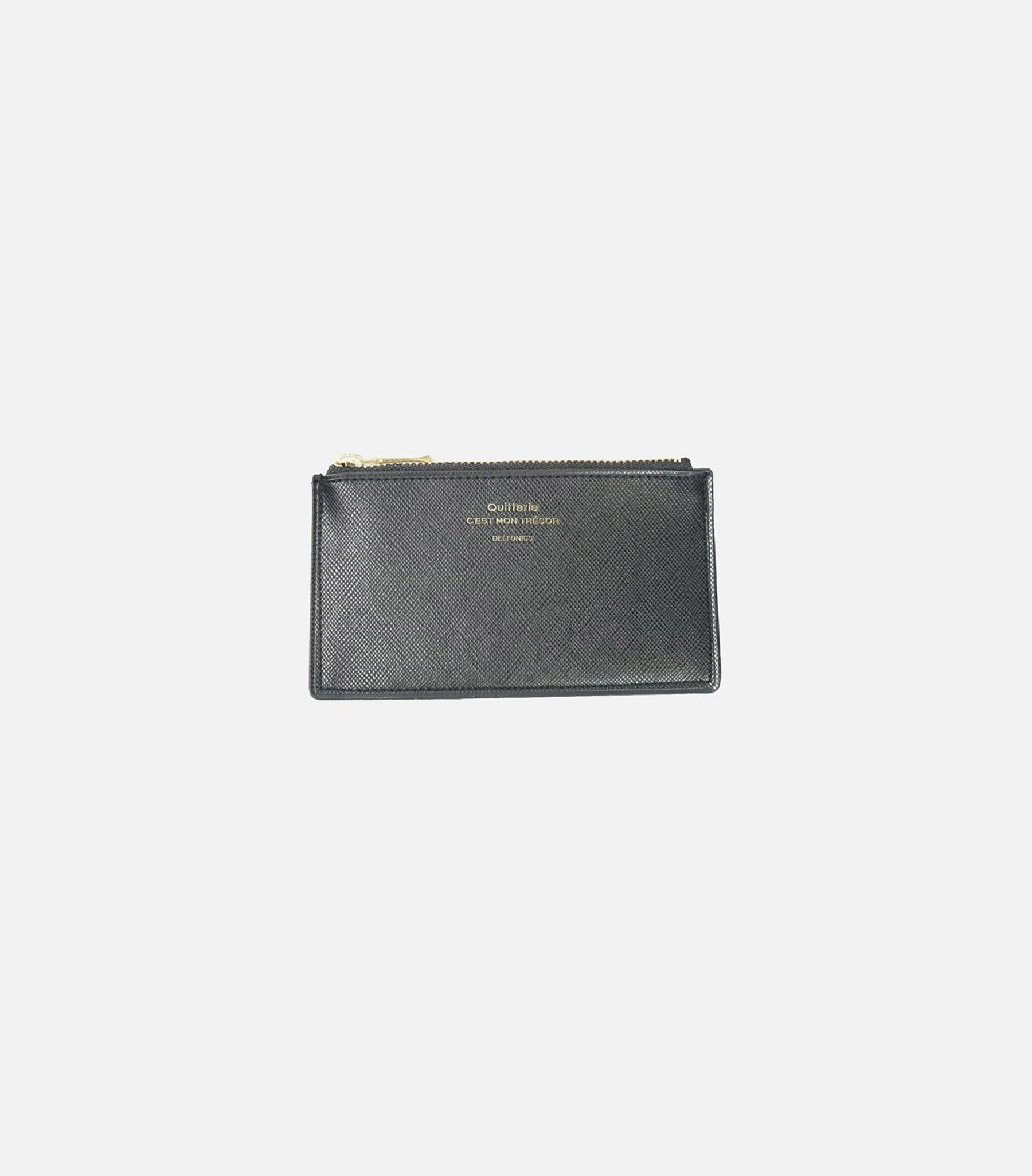 Quitterie Zip Card Case