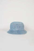 Load image into Gallery viewer, Cotton Bucket Hat / Light Blue